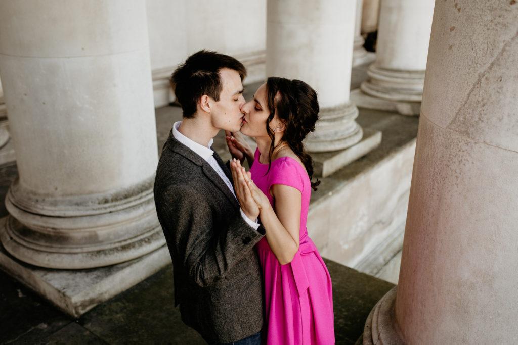 Ana&Matej - predporočno fotografiranje v Londonu -- London prewedding photosession 0007